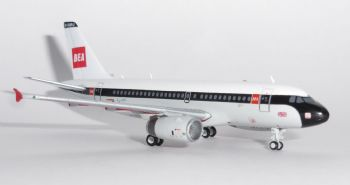 Airbus A319 British Airways BEA Gemini Jets Collectors Model Scale 1:400 GJBAW1859 E